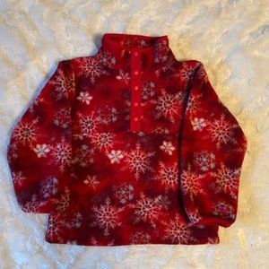 L. L. Bean Polartec Fleece Sweater Size 5/6